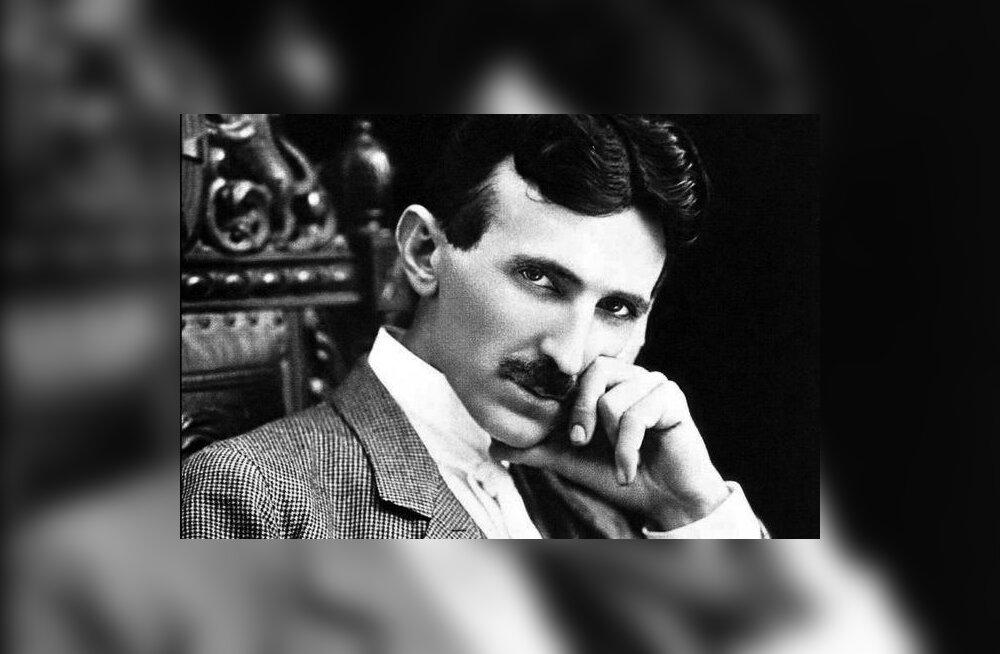 Viis ideed, mis näitavad, et Nikola Tesla oli omast ajast sajandi jagu ees