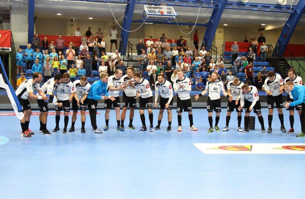 Eesti käsipallikoondis sai teada MM- ja EM-valiksarja esimesed vastased
