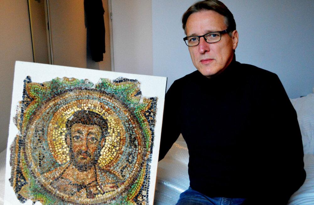 10 miljoni eurone taies: kunstidetektiiv leidis 1600 aasta vanuse varastatud mosaiigi