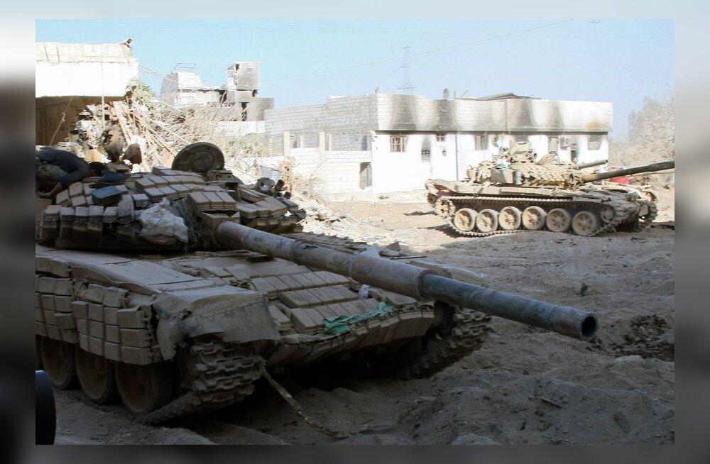 Süüria armee, ehk hambuni relvastatud neljandik, mis sellest järel on