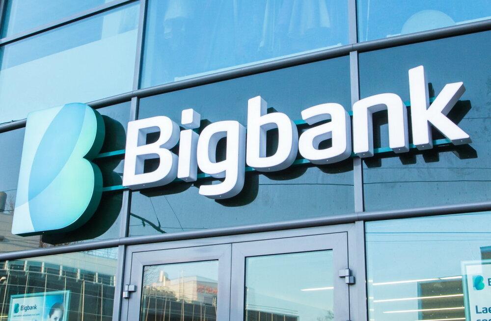 Lõunanaabrid on oluliselt aktiivsemad Bigbankist laenajad