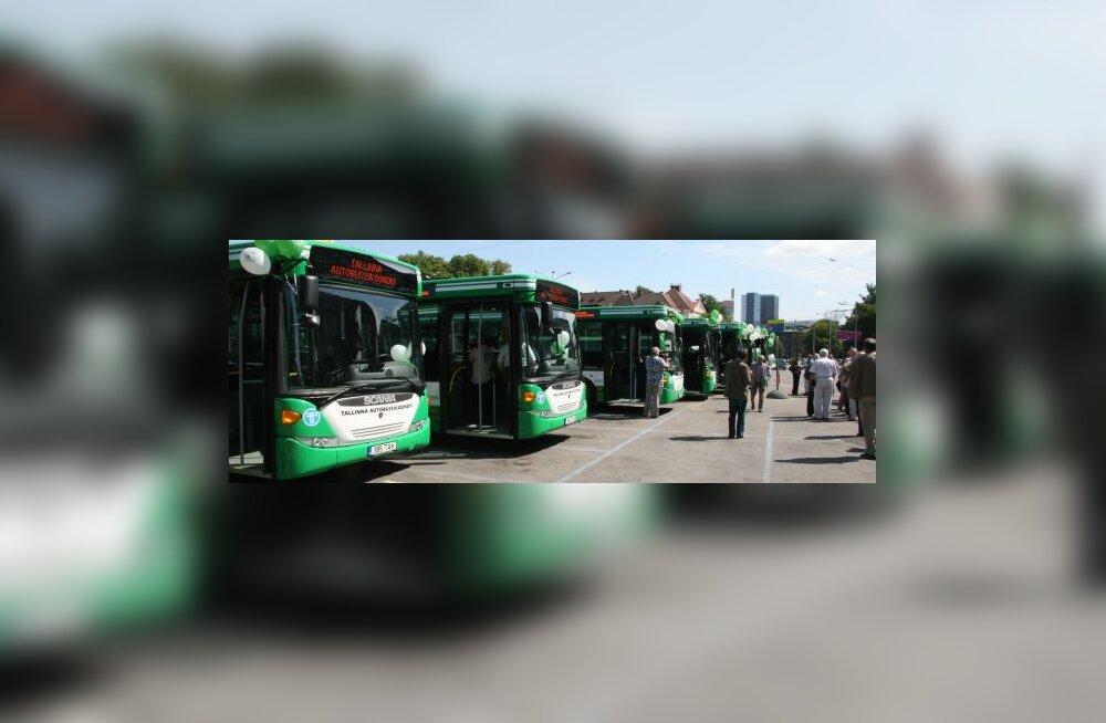 Mutli: ühistransporti vähendatakse vaid 4-5 protsenti