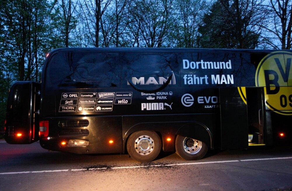 Politsei uurib Dortmundi plahvatuste seost islamiäärmuslastega