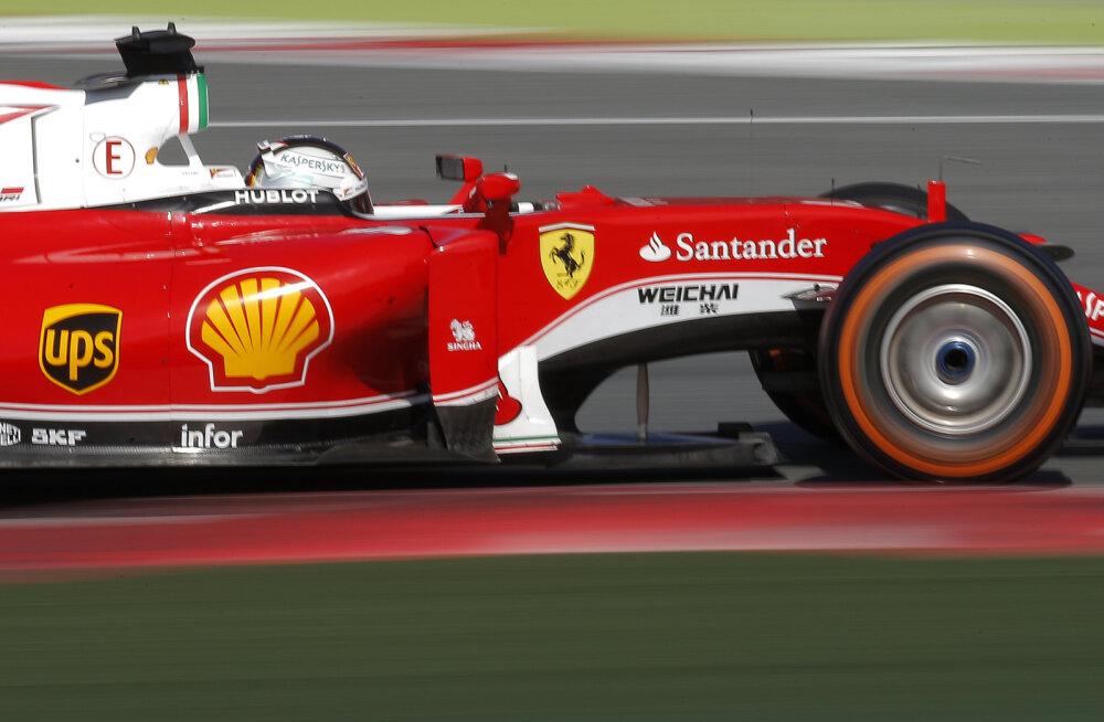 Vettel nimetas oma teise Ferrari Margheritaks