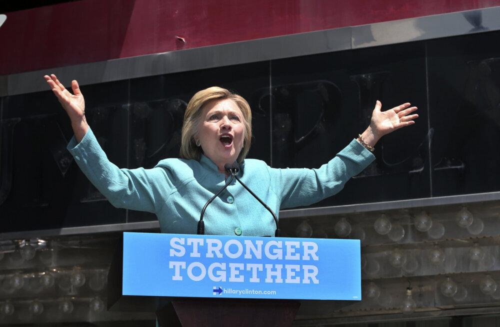 Clintoni e-kirjade skandaal sai viimaks ametliku lõpu