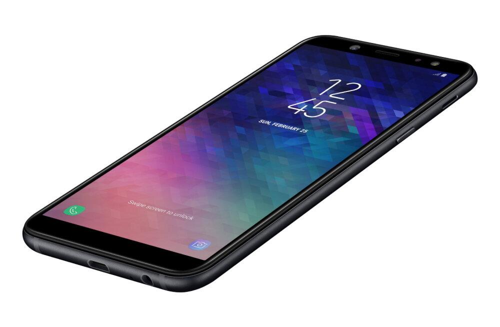 Kui tahad head hinna-kvaliteedi suhet: Samsungi uus keskklassi-telefon Galaxy A6