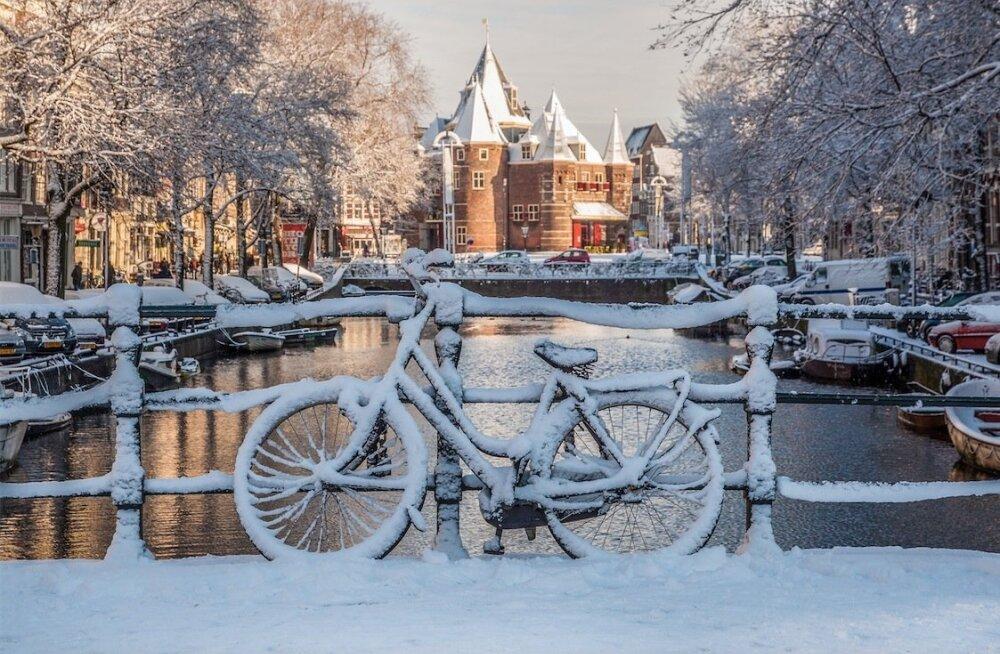 Talvine linnapuhkus