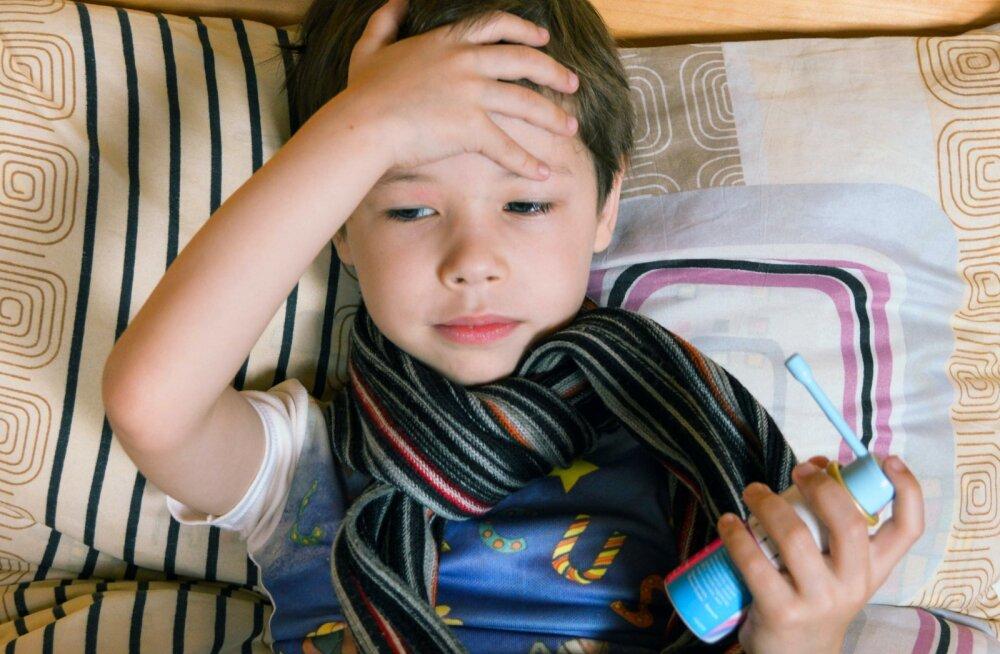 Основным симптомом COVID-19 у детей назвали потерю аппетита