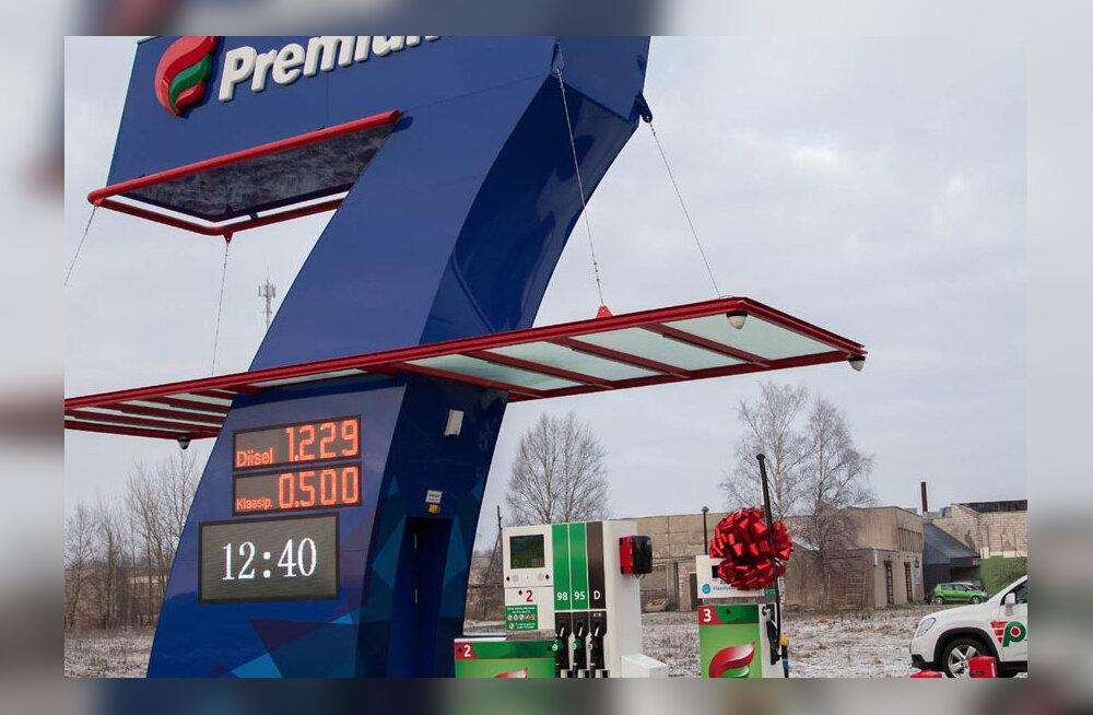 Klient kahtlustab tuntud tanklaketti kütuse solkimises