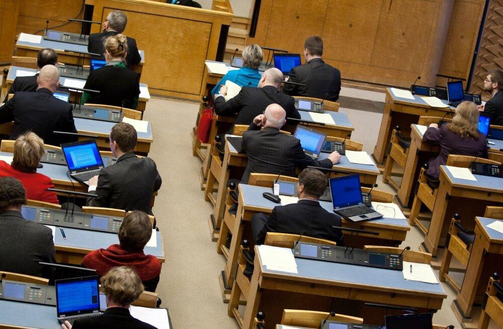 BLOGI | Riigikogu ei toeta Mart Laari esitatud Eesti Panga nõukogu liikmete nimekirja