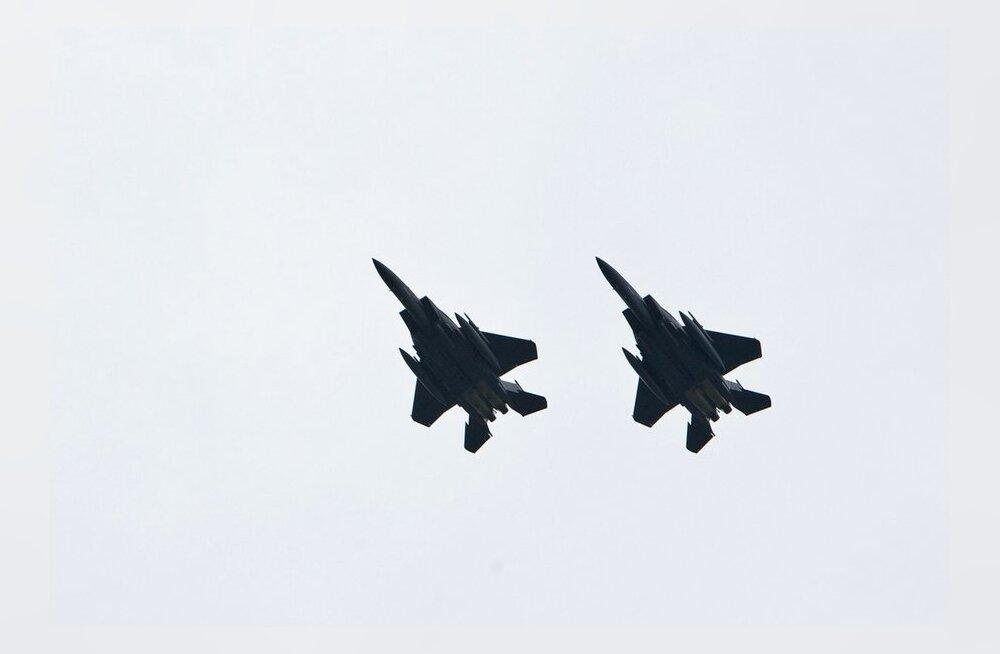 NATO hävitajad Tallinnas