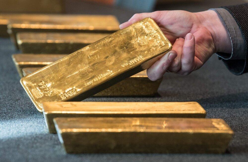 Salajane operatsioon: miks ja kuidas Saksamaa oma tohutu kullavaru riiki tagasi tõi?