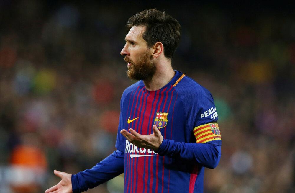 Maruvihane Lionel Messi kohtunikule: sa s****sid püksid täis!