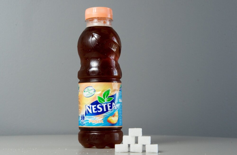 Suhkrusisaldus toidus