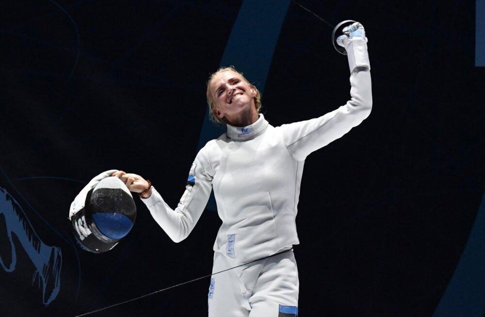 BLOGI | Katrina Lehis tuli vehklemises Euroopa meistriks!
