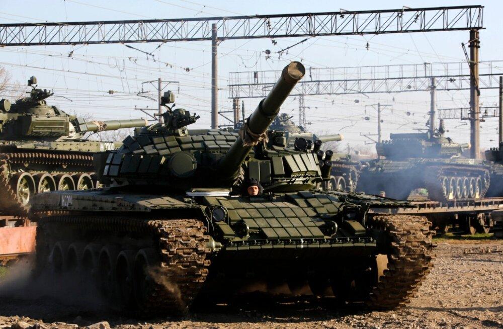 Vene tank