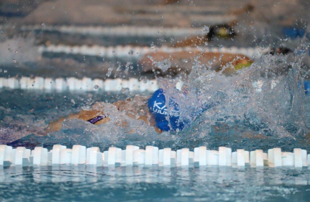 Ujumise Eesti meistrivõistlused.