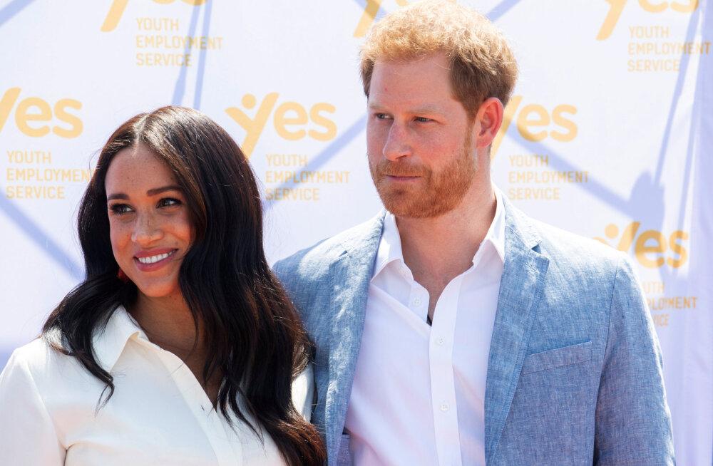 Harry ja Meghan ei saa mingit erikohtlemist: kuninglik paar peab Kanadasse kolides taotlema kodakondsust tavainimeste moodi!