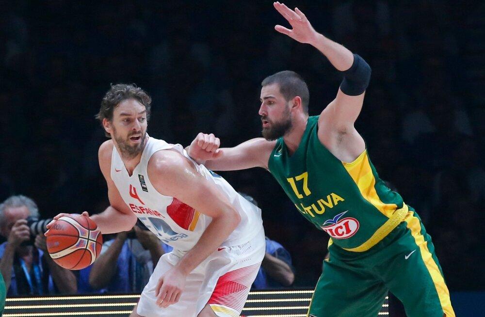 Leedu vs Hispaania