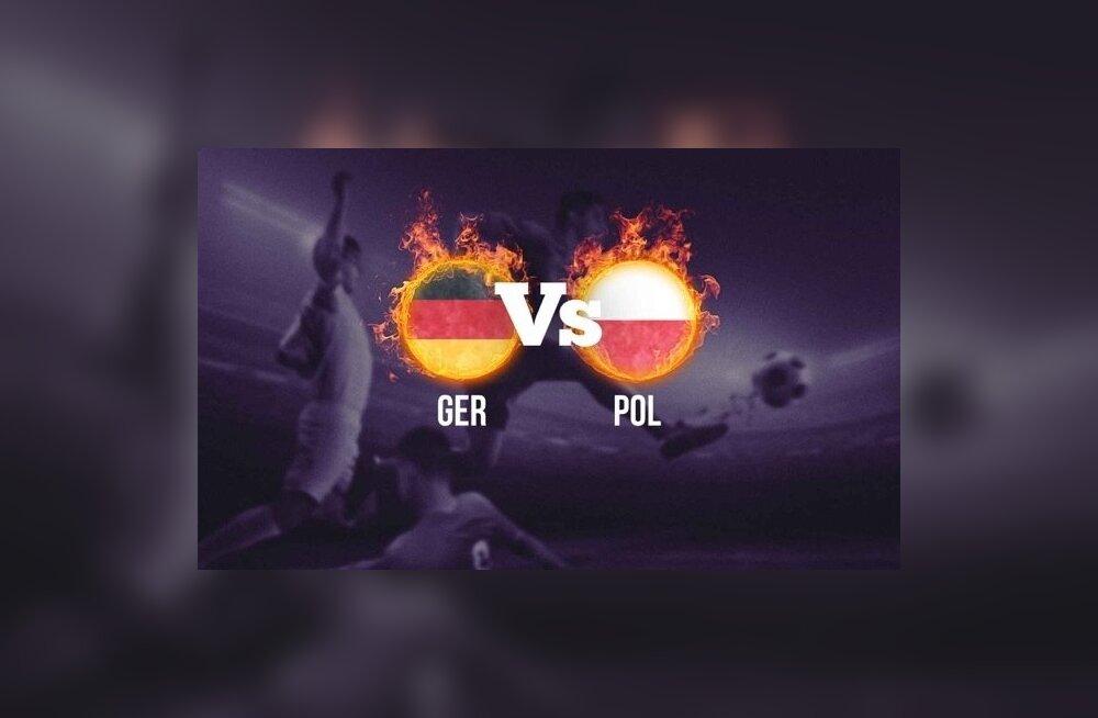 Saksamaa-Poola