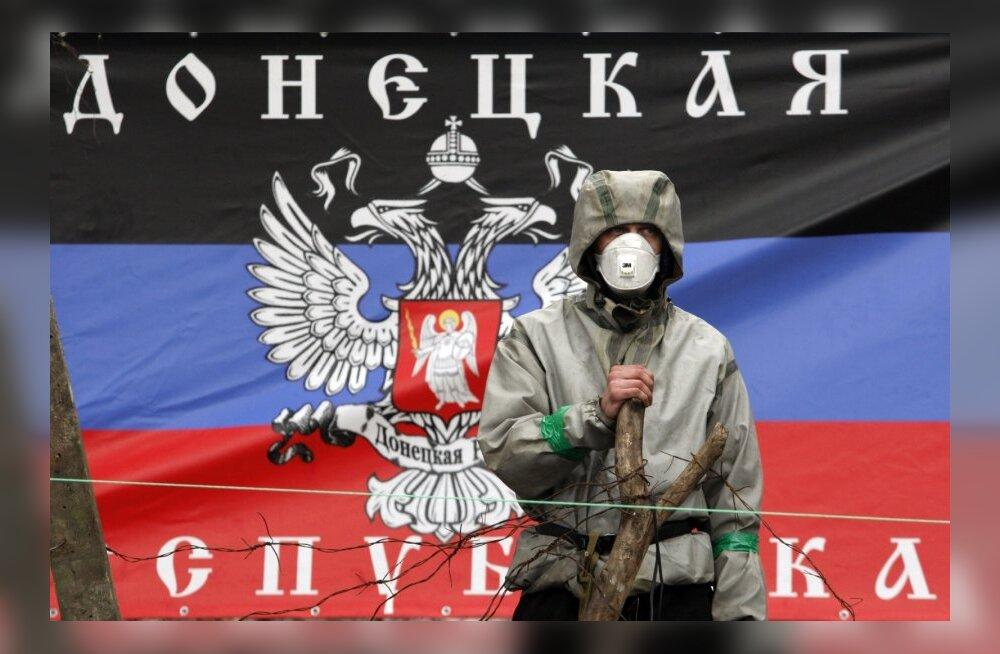 Olukord Mariupolis, Makijivkas ja Jenakijeves on veidi rahunenud, Slovjanskis on väga pingeline