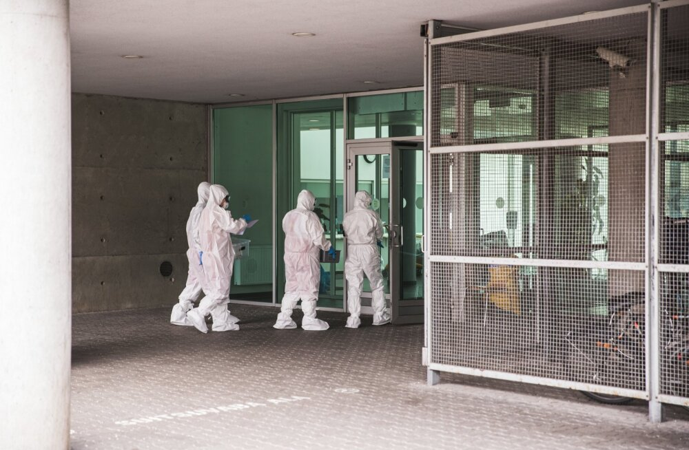Tartu Raatuse ühiselamu läks kuue nakatumisjuhu tõttu karantiini.