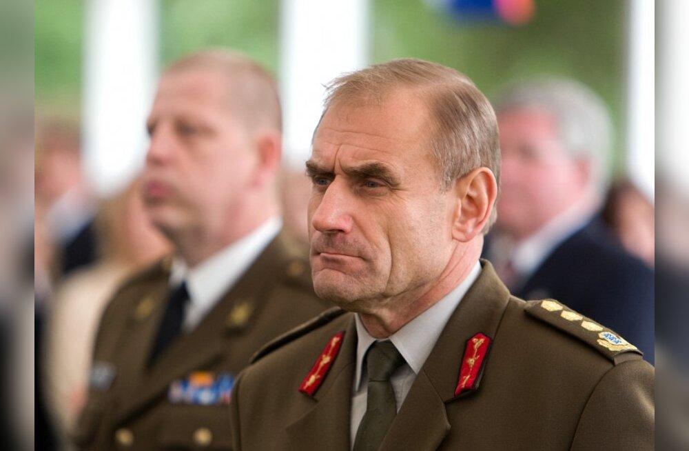 Balti ja Põhjamaade kaitsevägede juhatajad kohtuvad Tallinnas