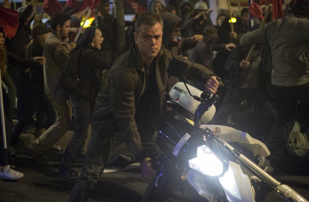 """ARVUSTUS: """"Jason Bourne"""" on kangelane, keda vajame, aga keda tingimata ei vääri"""