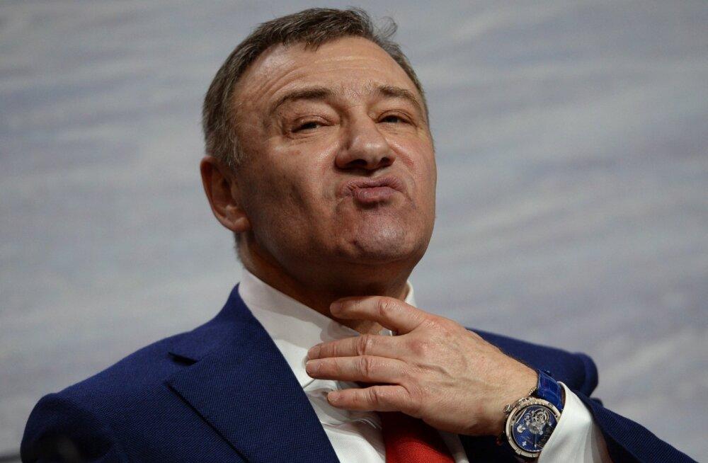 EL-i kohus tunnistas osa Vene oligarhi vastaseid sanktsioone alusetuiks