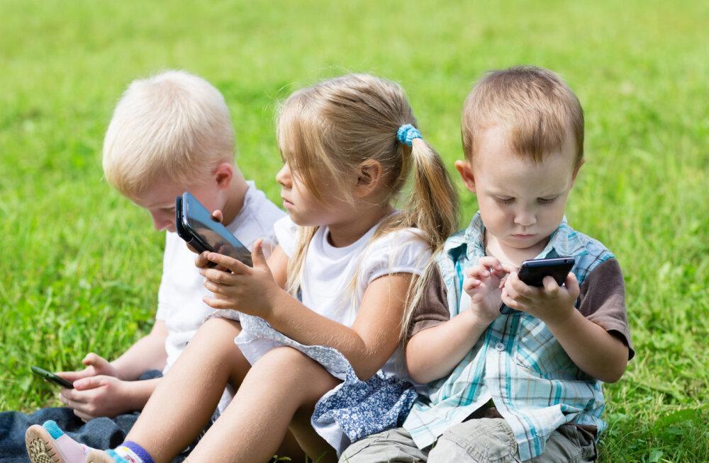 Tänapäeva lapsed on kaotamas mängu ja sõbrunemise oskuseid?