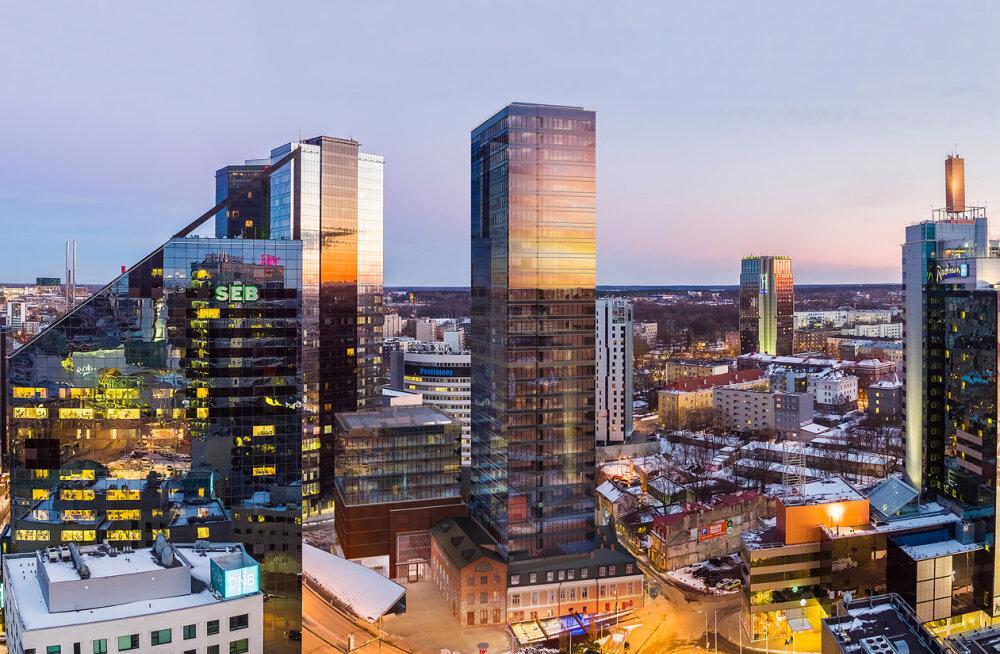 FOTOD | Ülemiste City arendaja teeb esimese projekti linnakust väljas. Avatakse ühistöötamise kontor Tallinna kesklinnas