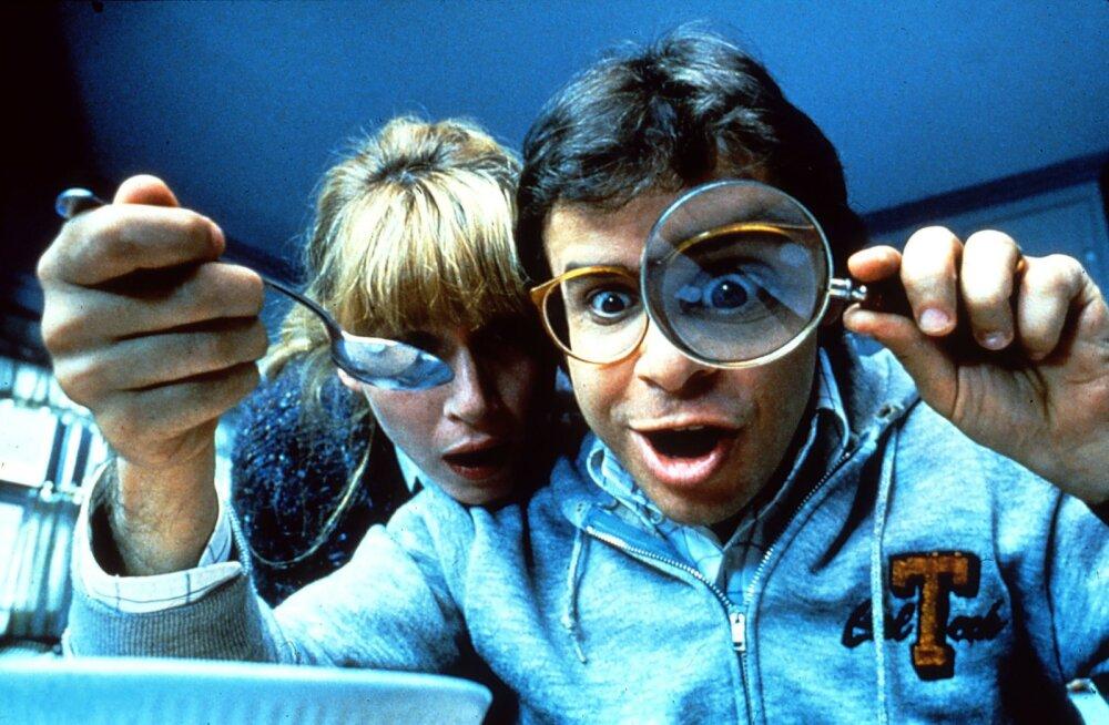"""""""Kallis, ma kahandasin jõmpsikad"""" (1989) - Rick Moranis"""