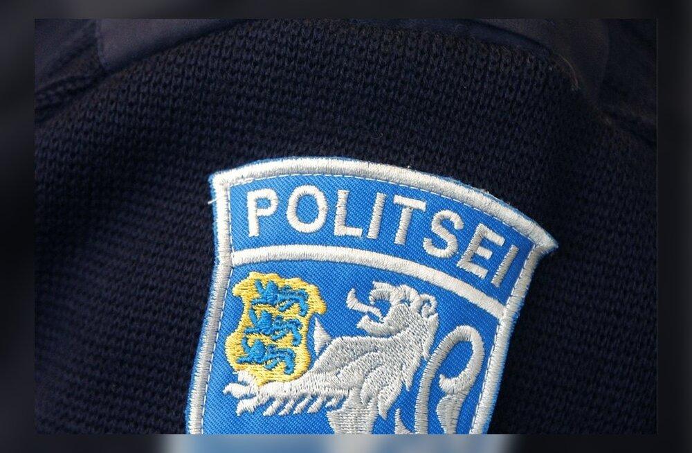 politseiembleem