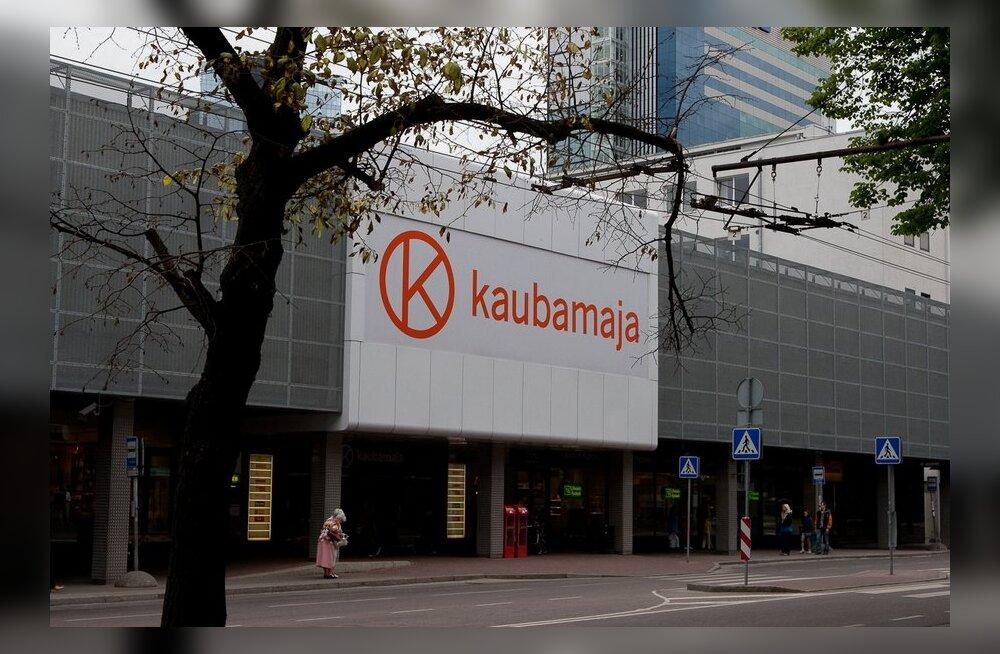8d8f673b7aa Tallinna Kaubamaja kontsern teenis esimeses kvartalis 3,2 miljonit eurot  kasumit