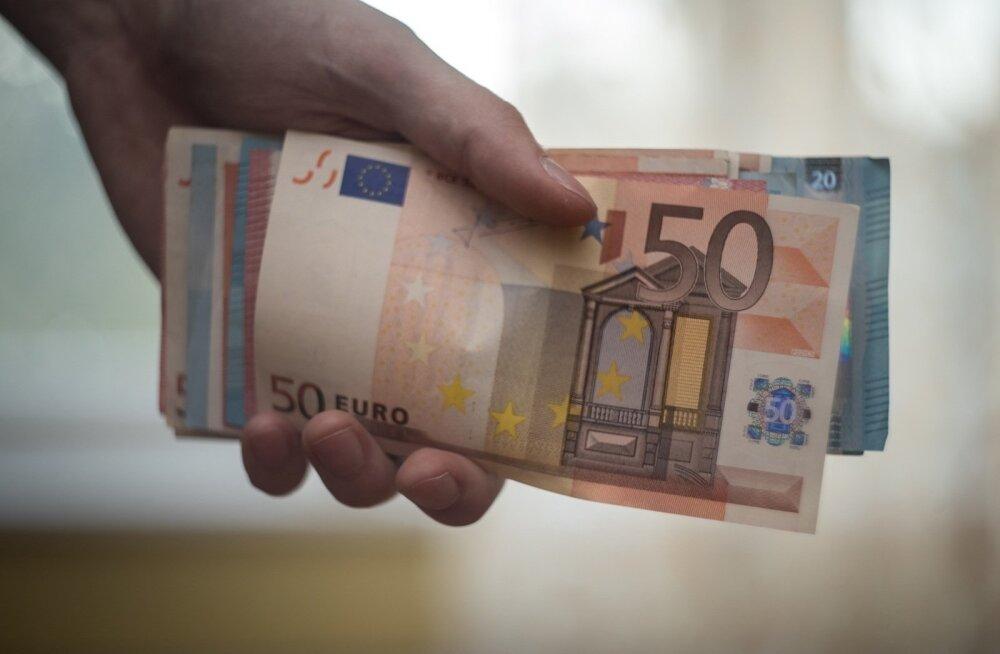 ТАБЛИЦА   На прошлой неделе было два случая обнаружения фальшивых денег