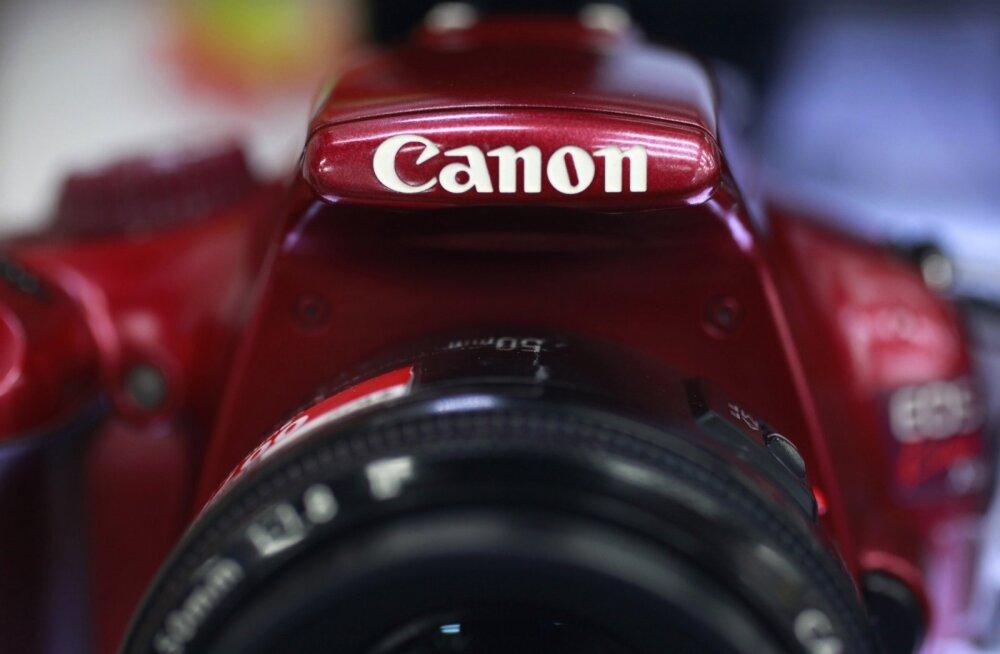 Canoni ime: digipeeglisse mahtuv sensor võimaldab 18 km kauguselt lennukiküljelt kirja lugeda