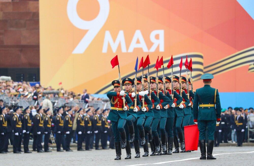 Vene välisministeeriumi ametniku sõnul pole Balti- ja Põhjamaad kutsele 9. maiks Moskvasse reageerinud