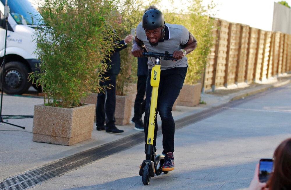 a77c8c07995 Bolt hakkab Boltiga Pariisis konkureerima. Bolti esindaja: ainult meil on  õigus seda kaubamärki kasutada