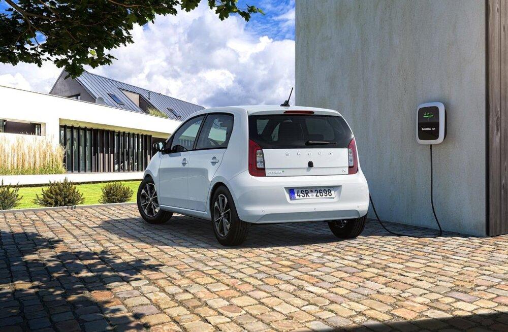 Tehnikaülikool valis isejuhtiva auto testmasinaks Škoda