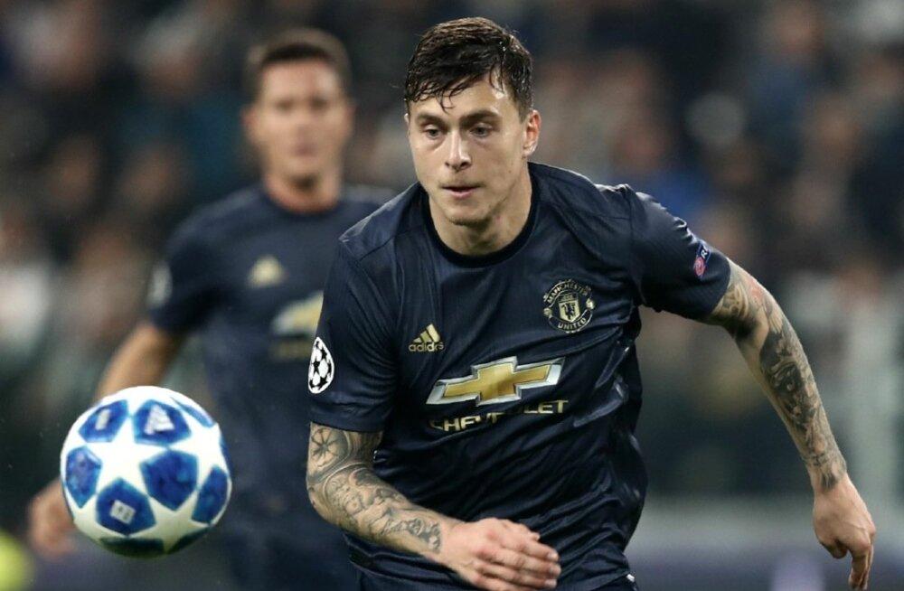 Victor Lindelöf tegi Manchester Unitedis korraliku hooaja.