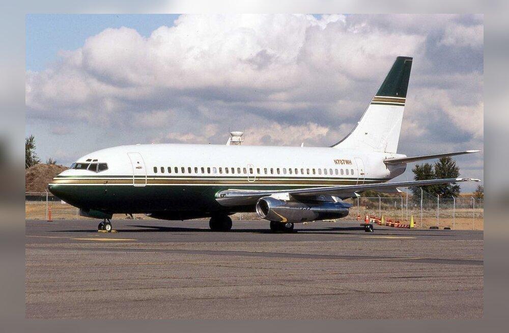 Еженедельник: тюремный самолет ЦРУ подделал вылет из Таллинна