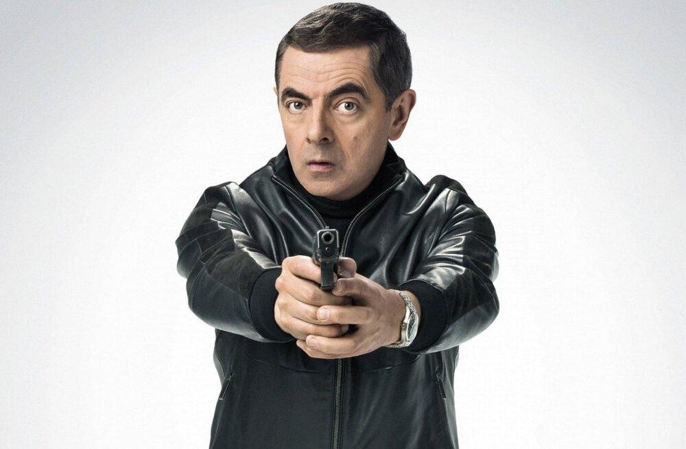 "5 huvitavat fakti Rowan Atkinsoni ""Johnny English"" filmide kohta"