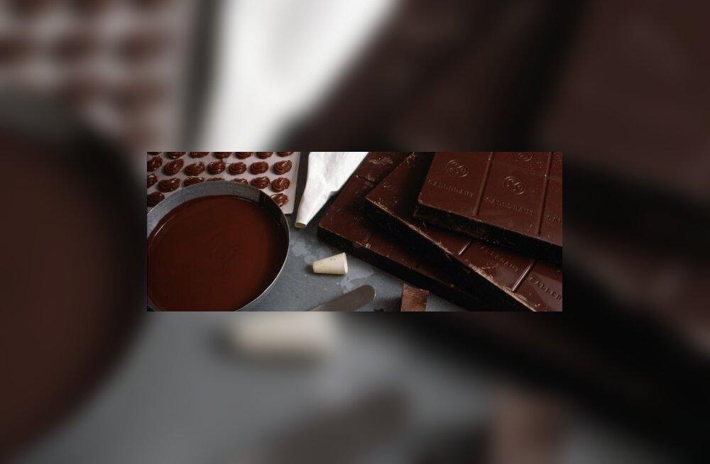 Kuulsuste nõustaja: söö võid ja šokolaadi!