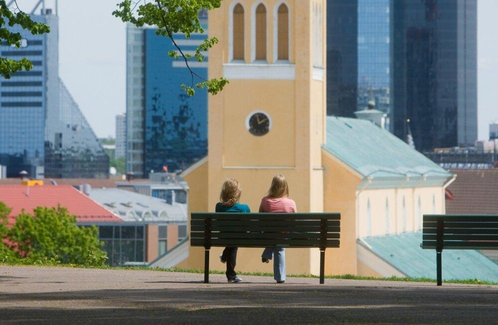 """Saue vallavanem """"linnriik Tallinna"""" ideest: inimesi ei peaks jõuga Tallinnasse sundima"""
