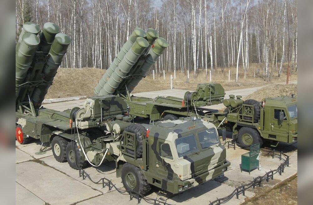 Vene õhutõrjesüsteem S-400 Triumf on üks peamisi takistusi, kui NATO tahaks Balti riike Vene rünnaku eest kaitsta