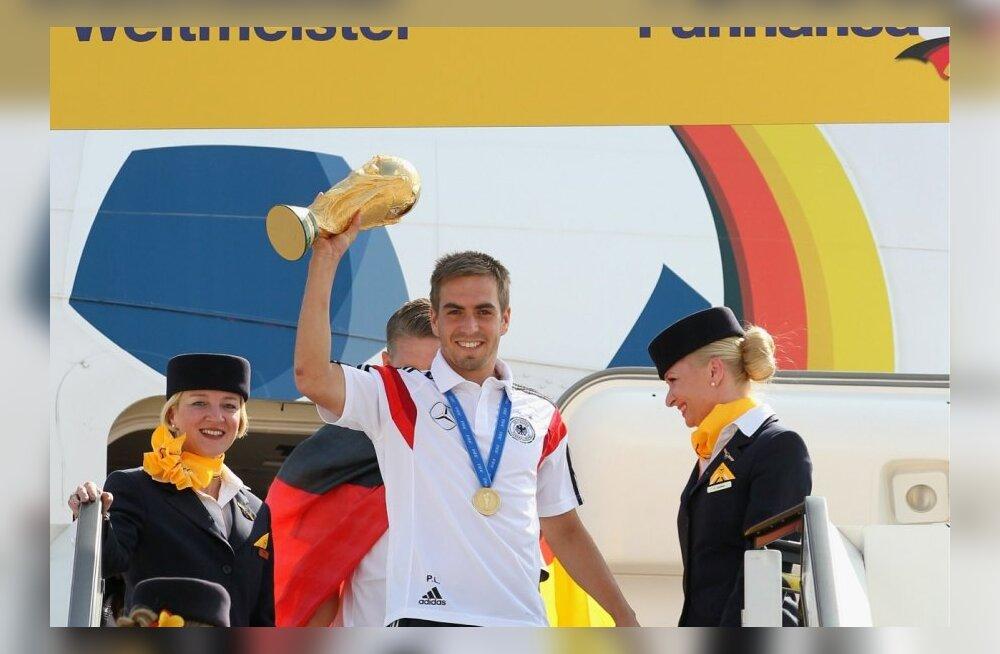 6a42f83d614 Saksamaa koondise kaptenit Philipp Lahmi enam rahvuskoondise ...