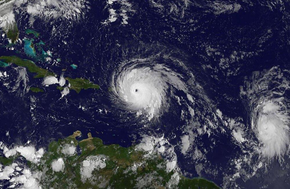 Hinnad laes: orkaan Irma teele jäävast Miamist lahkuvate lendude piletid kallinesid üleöö