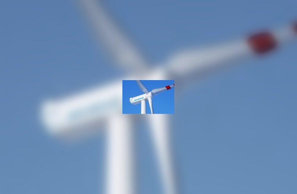 WinWind tuulegeneraator