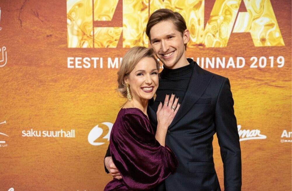 EMA 2019 Punane vaip