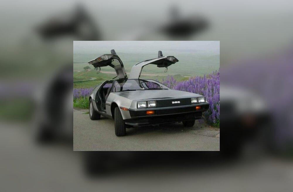 DeLorean DMC-12 on automaailma suuri legende